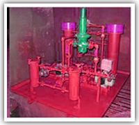Heating, Pumping and Filtering Units